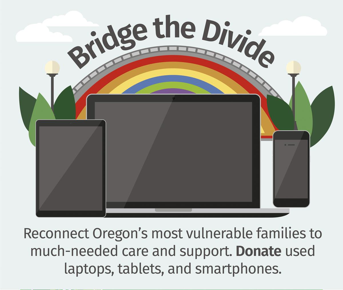 Bridge the Divide in Southern Oregon